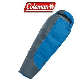 Sac de dormit Coleman tip mumie Xylo albastru