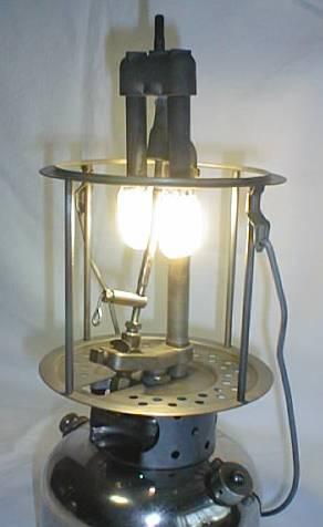 Gasoline lantern - Coleman Model 220