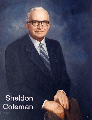 sheldon coleman