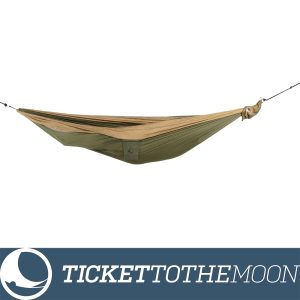 HAMAC TICKET TO THE MOON ORIGINAL ARMY GREEN-BROWN