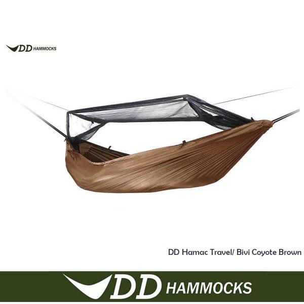 Hamac Travel/ Bivi Brown DD Hammocks