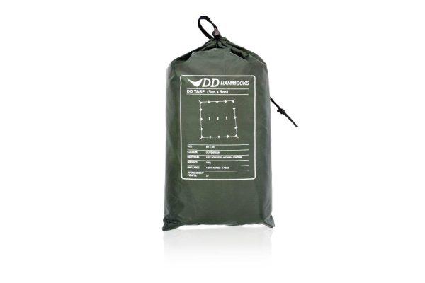 Tenda 3x3 Olive Green DD Hammocks