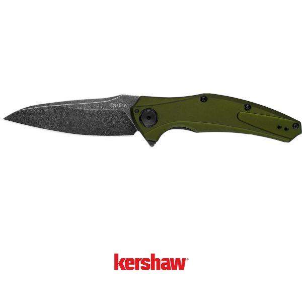 Briceag Kershaw Bareknuckle Olive