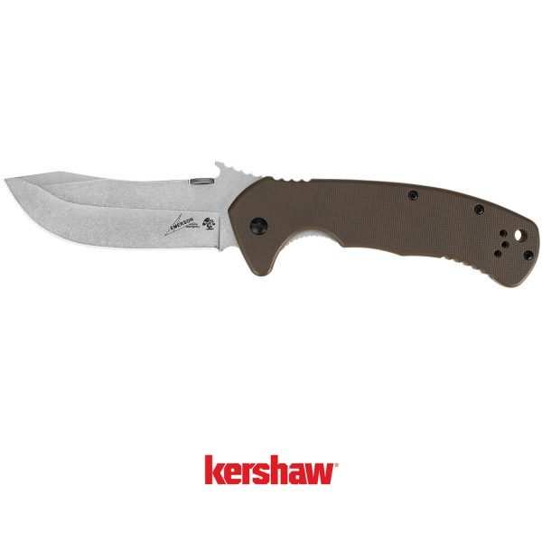 Briceag Kershaw CQC-11K D2