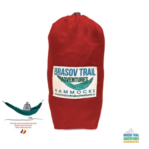 Hamac Brasov Trail Adventures Rosu