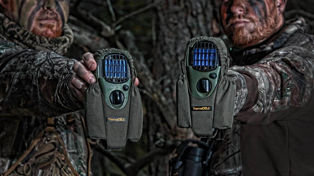 Thermacell-Aparat anti-insecte portabil