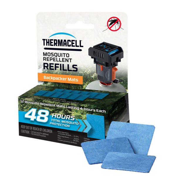 ThermaCell BackPacker - pastile de rezerva 48 ore