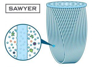 Sawyer- filtre de apa outdoor