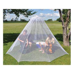 Plasa anti-insecte pentru camping